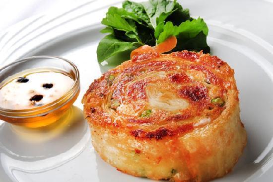 Matbah Ottoman Palace Cuisine : Sailor's Roll