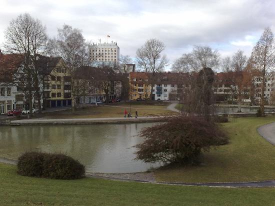 Paderborn, Duitsland: Paderquellgebiet