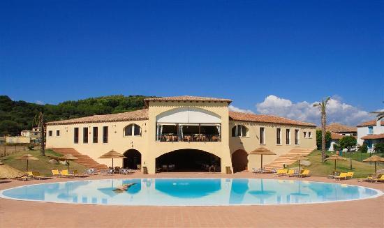 Cardedu, Italie : piscina