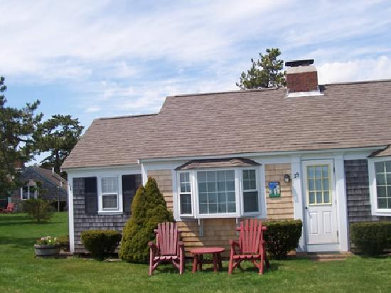 Seaside Cottages: Best unit available