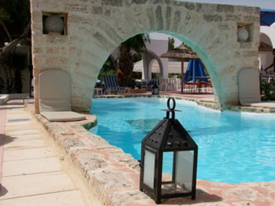 Residence Dar Sidi : the swimming pool