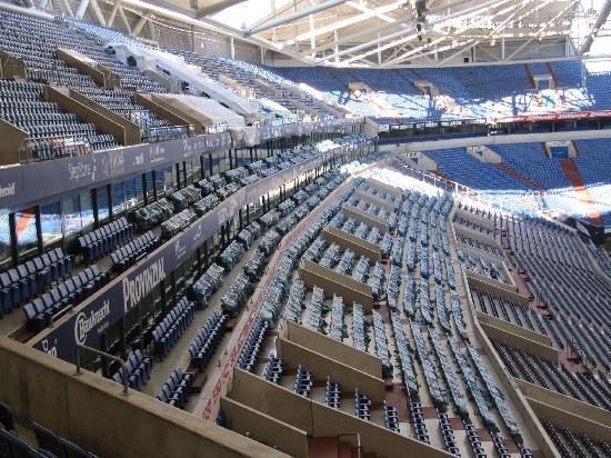 Veltins Arena : Innenraum