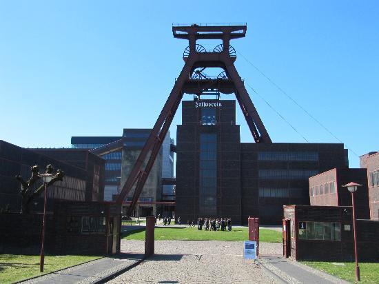 Zeche Zollverein Essen: Zeche Zollverein