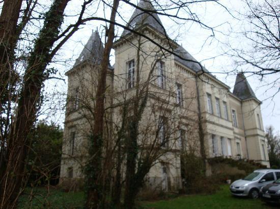 Chateau du Goupillon : Vista exterior