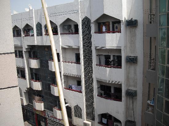 San Marco Hotel: gegenüber von meinem Balkon