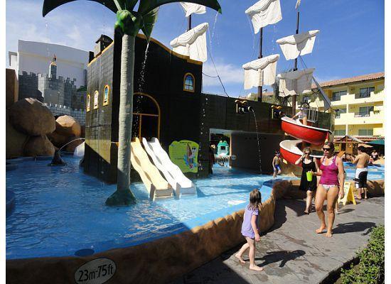 Crown Paradise Club Puerto Vallarta: waterpark