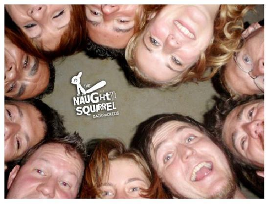 Naughty Squirrel Backpackers: Make some great new friends at The Naughty Squirrel