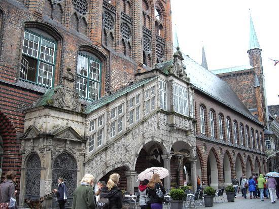 Lubeck Altstadt (Lubeck Oldtown): リューベック旧市街