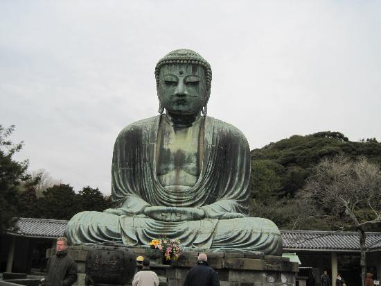 Kamakura Komachidori: Budda aus Bronze