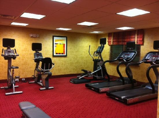 Residence Inn by Marriott Bryan College Station: Fitness center
