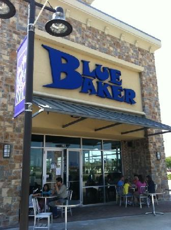 Residence Inn Bryan College Station: Blue Baker - great food - walking distance