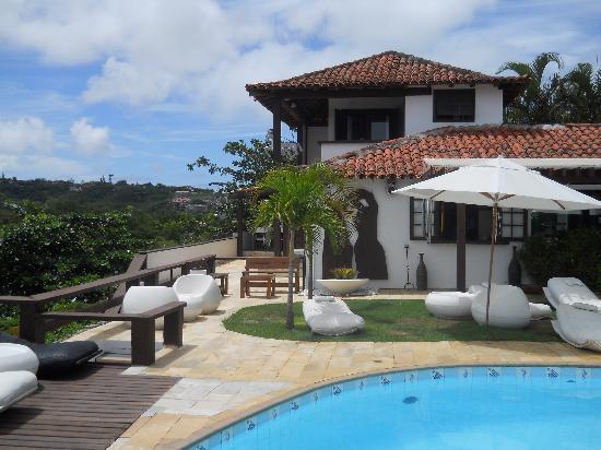 Buzios Arambare Hotel: außen