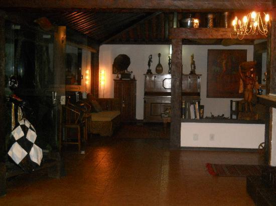 Buzios Arambare Hotel: innen