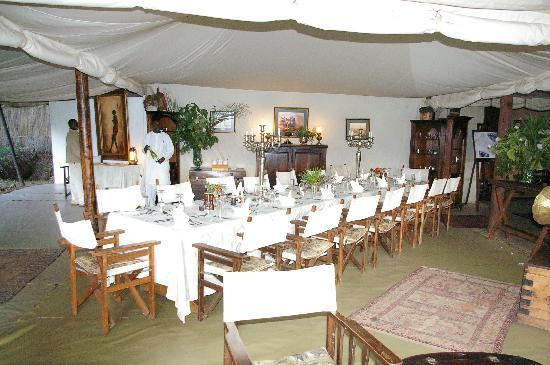 Olderkesi Private Reserve, Kenia: Tented eloquence!!!