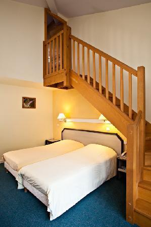 Hotel Athena: Chambre Privilège avec Mezzanine