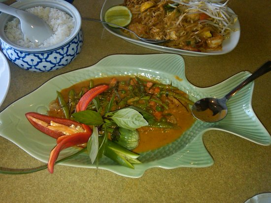 Thai Restaurant Westheimer Rd: Special of the day
