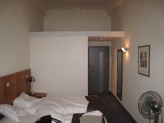 Theater Hotel Leuven: Room