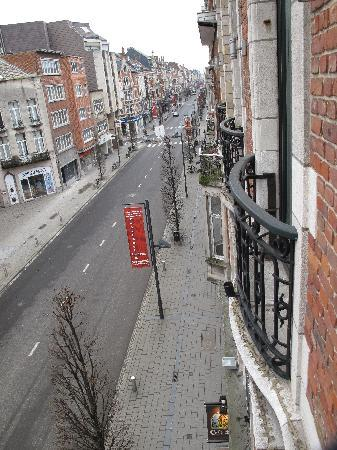 Theater Hotel Leuven: View from window
