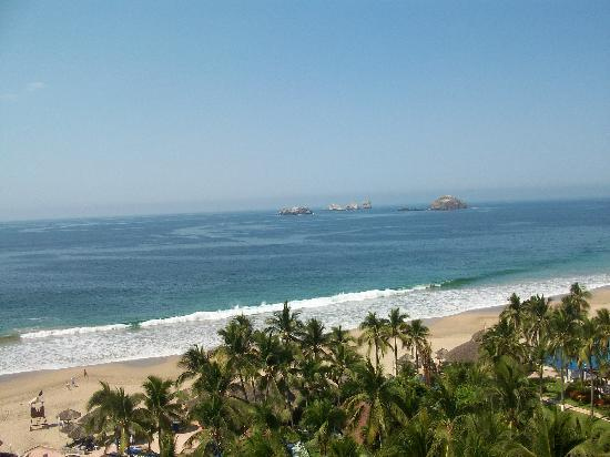 Sunscape Dorado Pacifico Ixtapa: Vista desde la habitación