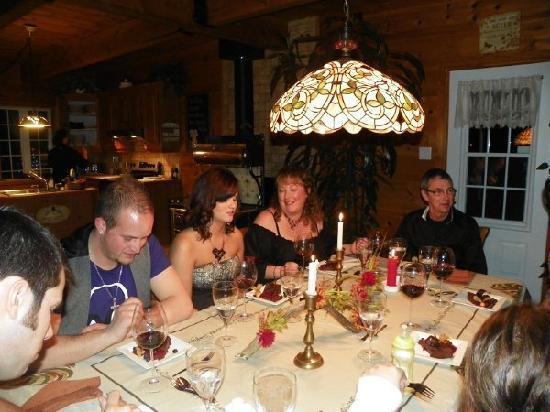 Confort et Sérénité: repas familial... mmmmmmmmmm