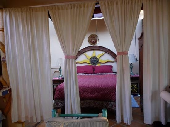 Macondo Bungalows: Rooftop Garden bedroom