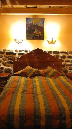 Amaru Hostal: Charming room