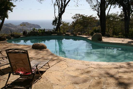Finca Las Nubes: 85 degrees every day