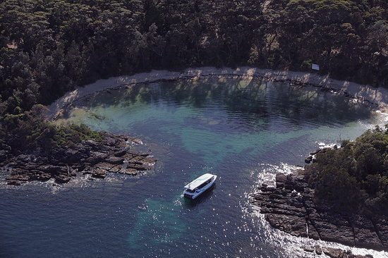 Jervis Bay Wild Cruises