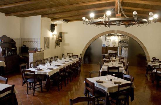 Ristorante Tenuta La Maddalena: Sala Ristorante
