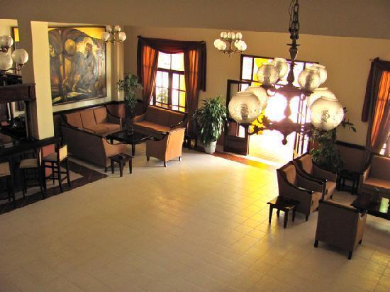 Hotel E Royalton: hotel Royalton lobby