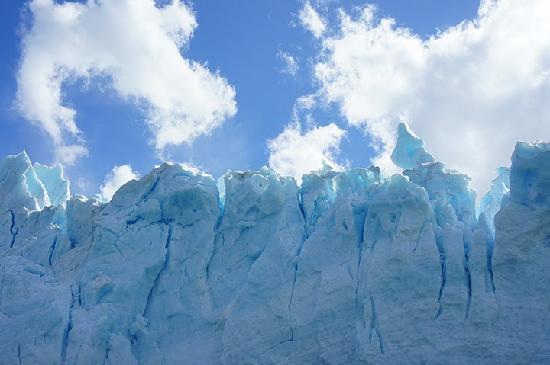 Ushuaia, Argentina: Canal de Beagle - Glacier