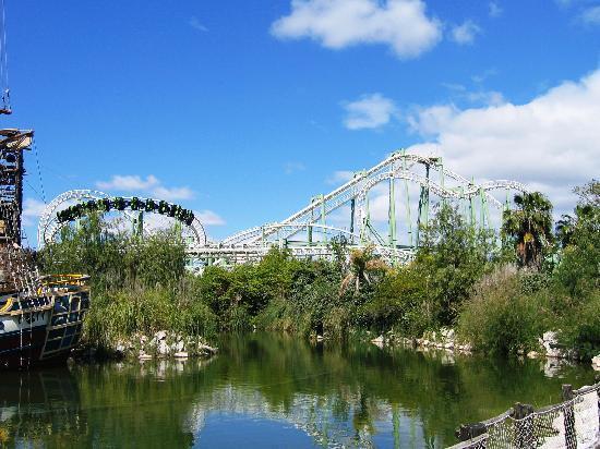 Parque Isla Magica