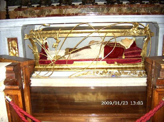 Vatikan-Nekropole: Papst Johnnes