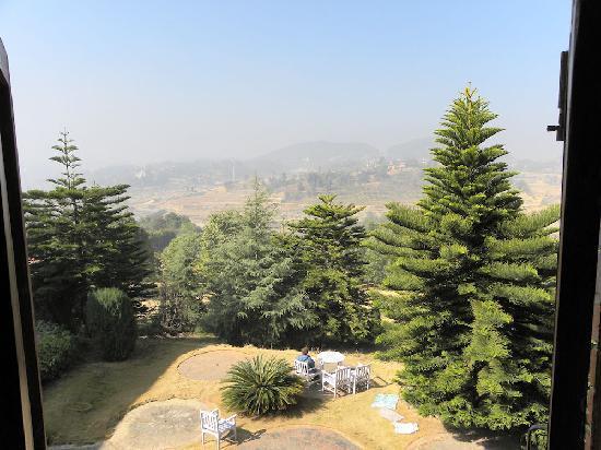 Godavari Village Resort: View from our room