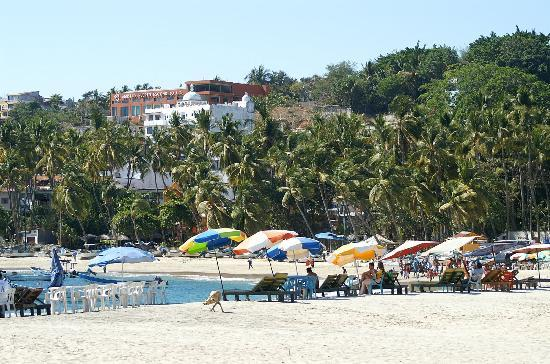 Hotel Flor de Maria: The beach near by the hotel