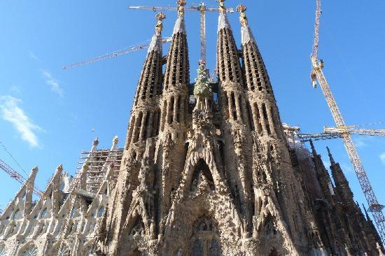 Basilica of the Sagrada Familia: Die Sakrale Seite