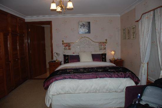 McAuley Glen Boutique Bed & Breakfast: the bad