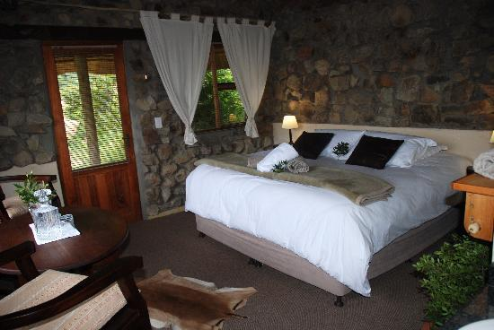Buffalo Hills Private Game Reserve: Lodge Room