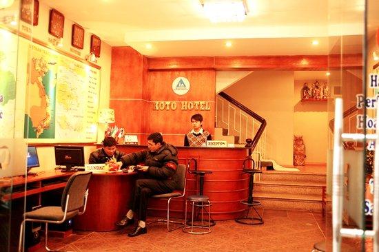KOTO Hotel: common area