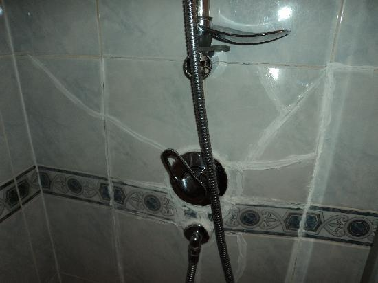 Piastrelle del bagno foto di enrico hotel londra tripadvisor