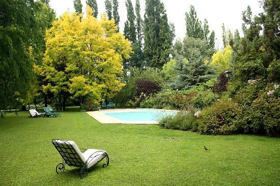 Casa Glebinias: Grounds and Swimming Pool