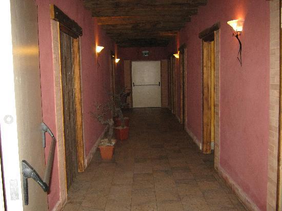 Hotel Baglio Basile: centro benessere