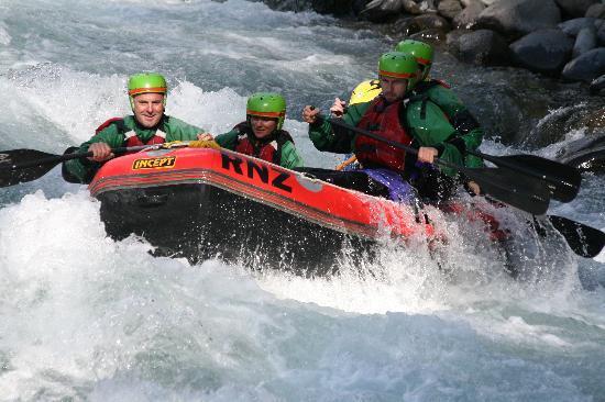 Rafting New Zealand: Rafting NZ