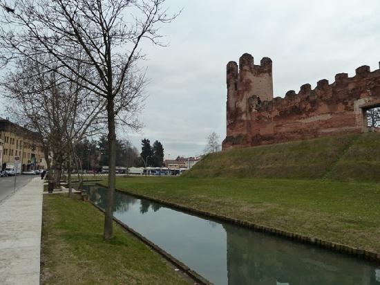 Castelfranco Veneto, Italia: Hotel Front