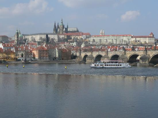 Prague, Czech Republic: River Vltava
