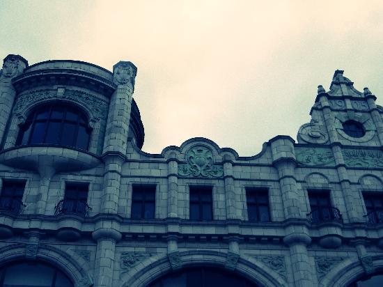 Belfast, UK: palazzi