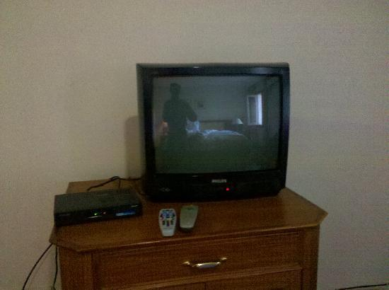 Small tv big room picture of hari niwas palace jammu for Small tv room