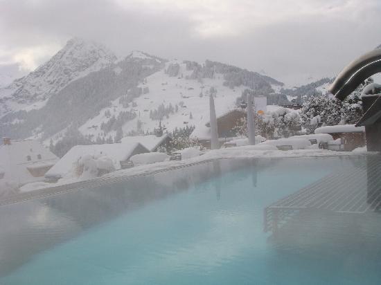 ذا كمبريان: the amazing pool of the hotel!