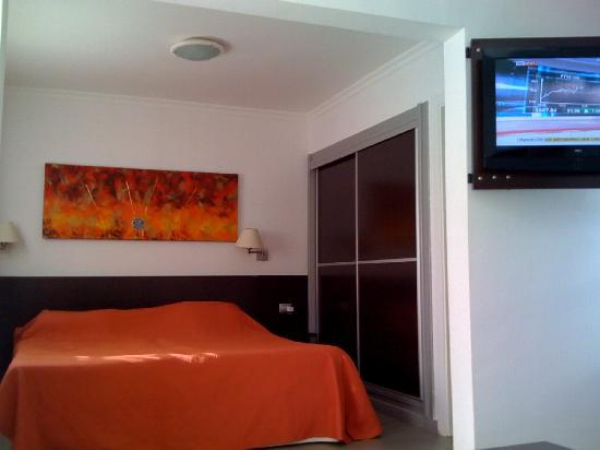 eó Suite Hotel Jardin Dorado: bedroom