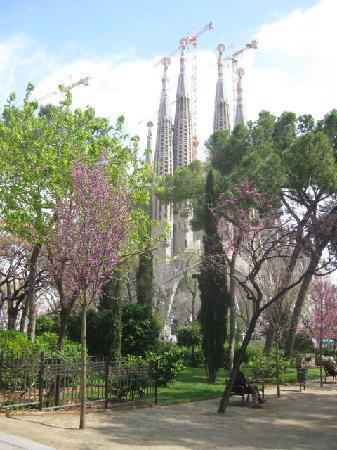 El Palace Hotel: Gaudi's Catedral de Sagrada Familia